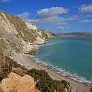 Mupe Bay and Bindon Hill by RedHillDigital