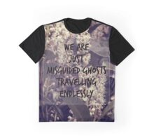 Misguided Ghosts Graphic T-Shirt