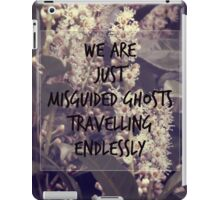 Misguided Ghosts iPad Case/Skin