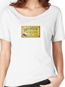 Dry Gulch Saloon Women's Relaxed Fit T-Shirt