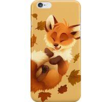 Playful Fox iPhone Case/Skin