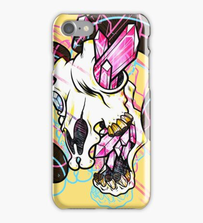 QUARTZ!PINK iPhone Case/Skin