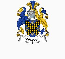 Waddell Coat of Arms / Waddell Family Crest Unisex T-Shirt