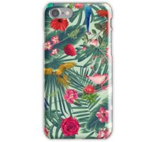 tropical fun nature  iPhone Case/Skin
