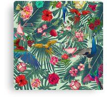 tropical fun nature  Canvas Print
