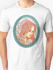 Filigree Face Unisex T-Shirt