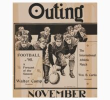 Artist Posters Outing for November 1032 Kids Tee