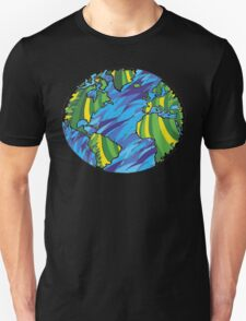 Earth, Planet Earth, Green Planet T-Shirt