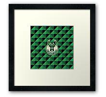Milwaukee Bucks Framed Print
