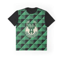 Milwaukee Bucks Graphic T-Shirt