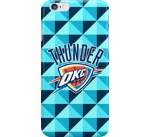 Oklahoma City Thunder iPhone Case/Skin