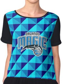 Orlando Magic Chiffon Top