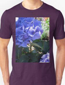 Violet Plume Unisex T-Shirt