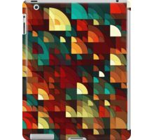 Abstract Fish Scales  iPad Case/Skin