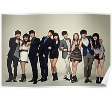 Kpop Cuties Poster