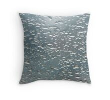 Windscreen art Throw Pillow
