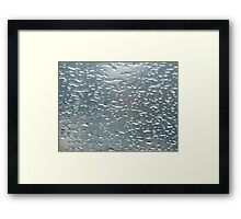 Windscreen art Framed Print