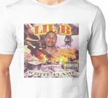 LIL B WHITE FLAME Unisex T-Shirt