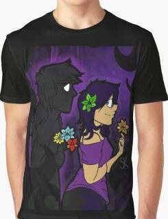 Void Vincent and Violet Graphic T-Shirt