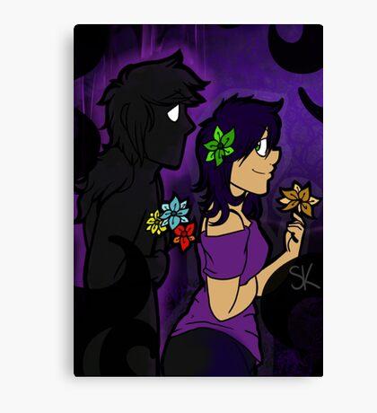 Void Vincent and Violet Canvas Print