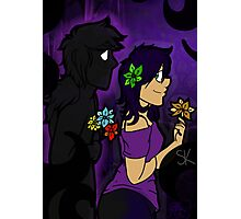 Void Vincent and Violet Photographic Print