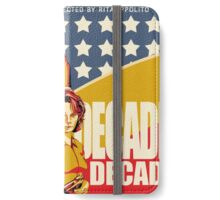 Decadence iPhone Wallet/Case/Skin