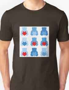 Cute Love Teddy Bear collection T-Shirt