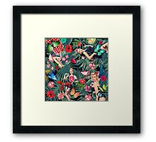 sexy tropic  Framed Print