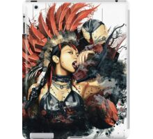 The Punk Rocker iPad Case/Skin
