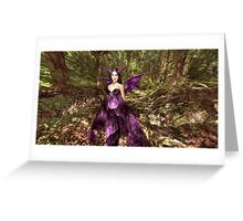 The Dragon Queen Greeting Card