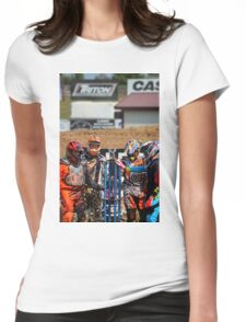 World Championship ATV Derby Womens Fitted T-Shirt