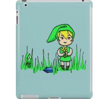 Peaceful Link iPad Case/Skin