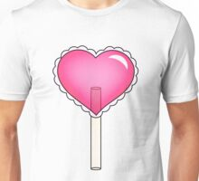 [New] Heart Lollipop Unisex T-Shirt