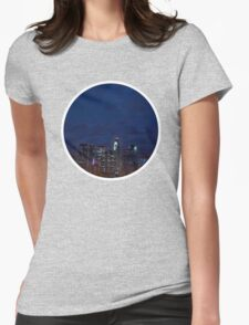 Late At Night In Los Santos - GTA V Womens Fitted T-Shirt