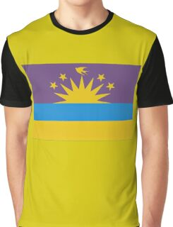 Haplandic Flag merchandise Graphic T-Shirt