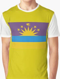 Haplandic Flag merchandise Graphic T-Shirt