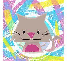 Mimalitos - Cat Photographic Print