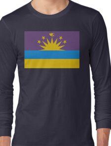 Haplandic Flag merchandise Long Sleeve T-Shirt