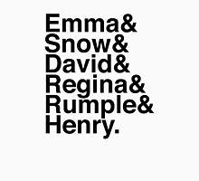 Emma & Snow & David & Regina & Rumple & Henry. (OUAT) Unisex T-Shirt