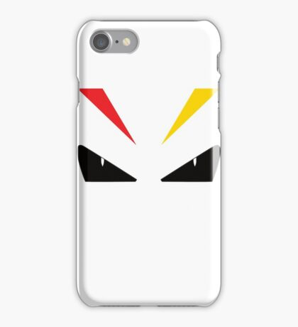 Colour Vision - Eyes  iPhone Case/Skin