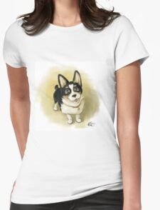Wiggles Womens Fitted T-Shirt