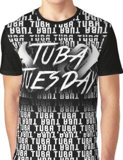 Tuba-Tuesday:Elit3Ph03nix Graphic T-Shirt