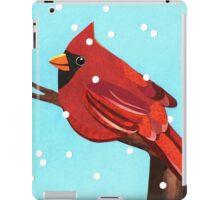 Cardinal iPad Case/Skin