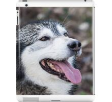 Wolf Dog iPad Case/Skin