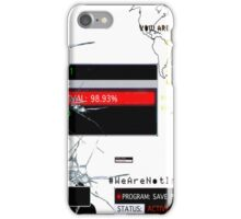 Person of Interest iPhone Case/Skin