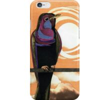 Purple Martin iPhone Case/Skin