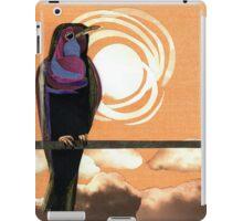 Purple Martin iPad Case/Skin