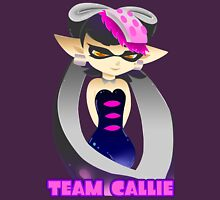 Team Callie with Name Unisex T-Shirt