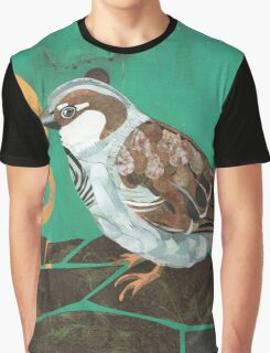 Sparrow Graphic T-Shirt