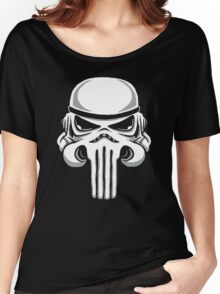 Punish Trooper Women's Relaxed Fit T-Shirt